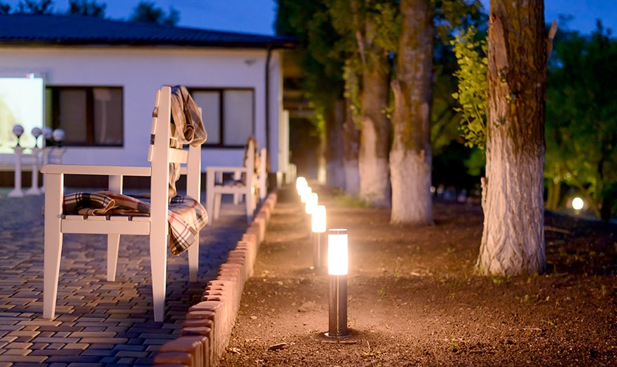 Fall: The Perfect Time for New Outdoor Lighting