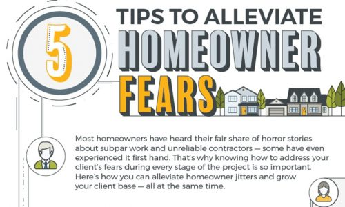 Tips to Alleviate Homeowners Fears When Hiring a Contractor