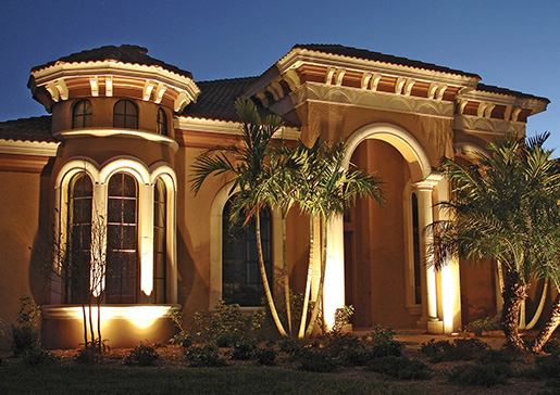 Landscape Lighting in Miami Dade, Broward and West Palm Beach Counties