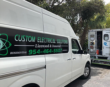 Electrical Contractor in Miami Dade, Broward and West Palm Beach Counties