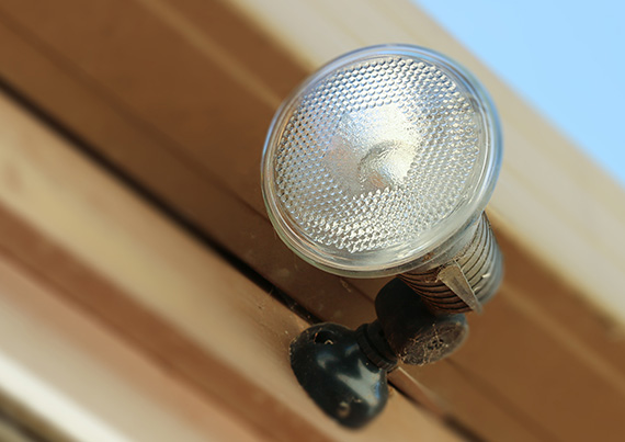 Security Lighting in Miami Dade, Broward and West Palm Beach Counties